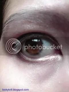 Eyeshadow pt 1