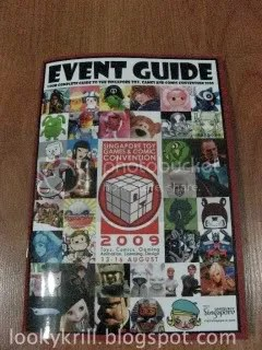 STGCC event guide