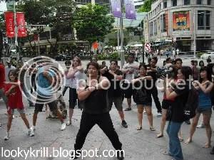 dancing zombies
