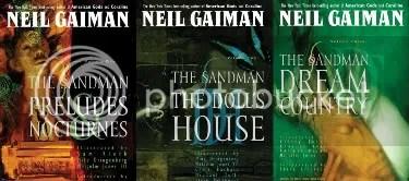 the sandman vol 1-3