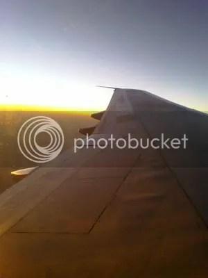 langit arab di saat matahari terbit...subhanallah!!
