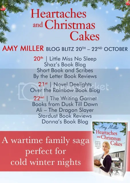 photo Heartaches and Christmas cakes - Blog Tour.jpeg