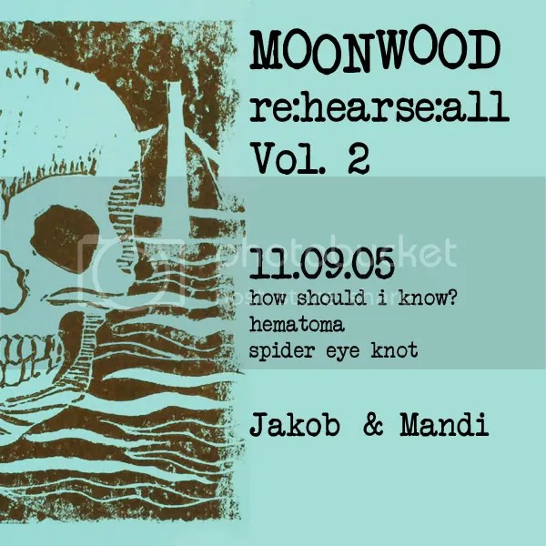 Moonwood vol 2 cover