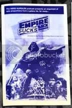 Purchase The Empire Sucks Back