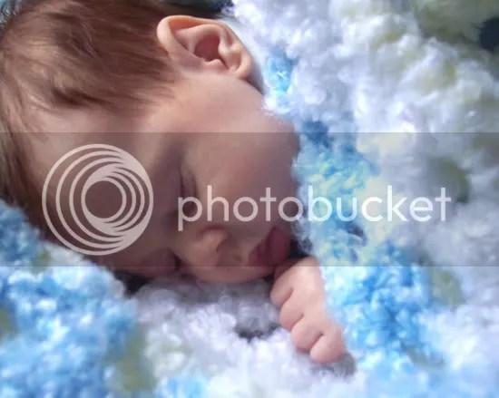 Kieran--Wrapped in a cloud