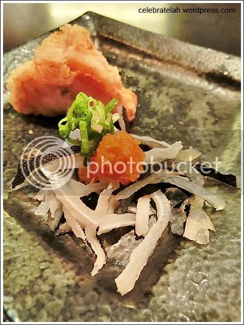 IKYU Sushi & Bar, Yong Siak Street, Tiong Bahru, Pufferfish