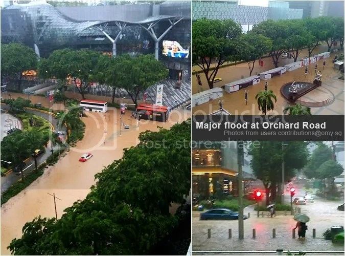 Orchard Road or canal?