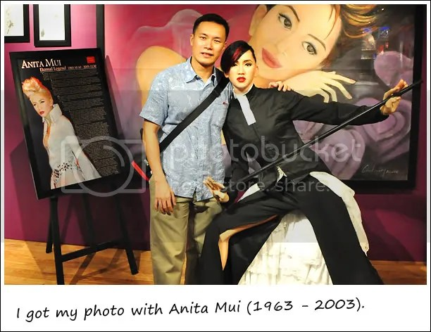 Tribute to Anita Mui