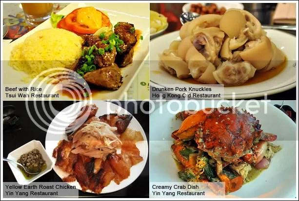 HK Culinary Encounters