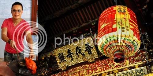 Khoo Kongsi collage