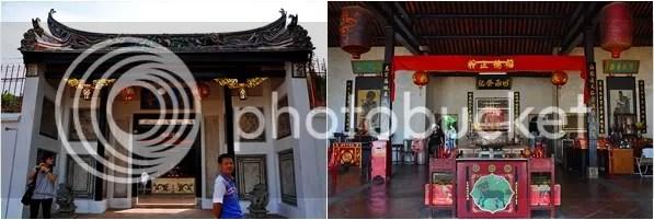 Sam Po Kong Temple