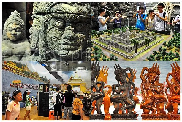 Cambodia scene