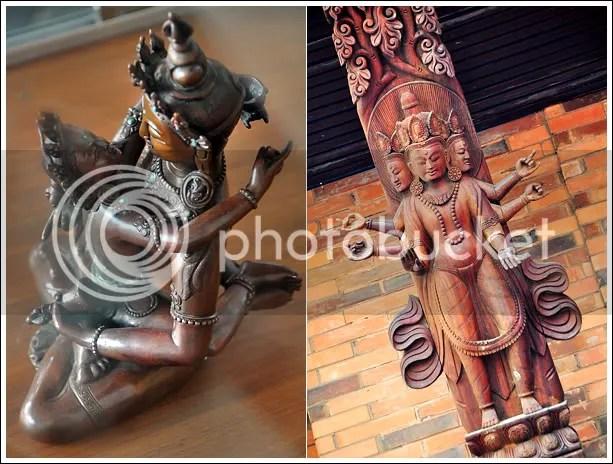 Of gods, devas & Bodhisattva