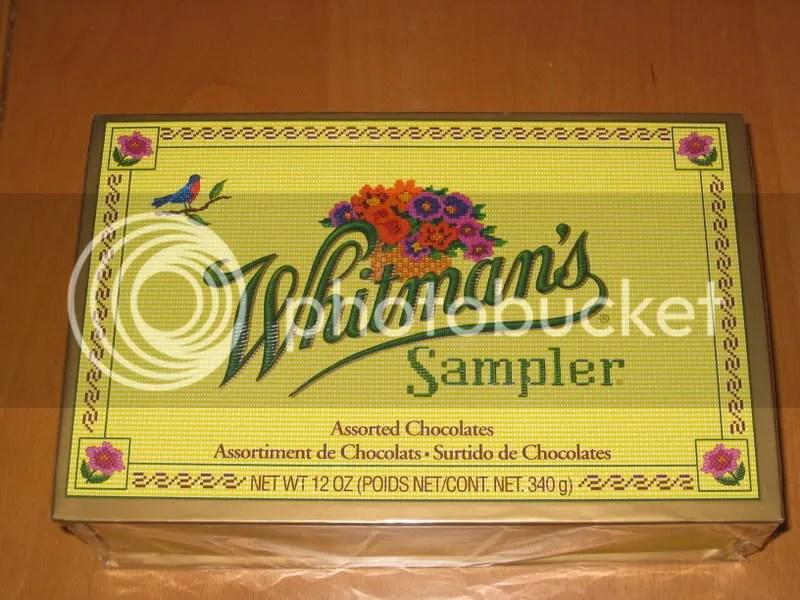 Sampling The Whitmans Sampler A Guide To Americas