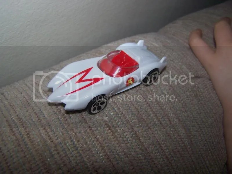 Cars-the Mach 5 is a new favorite!