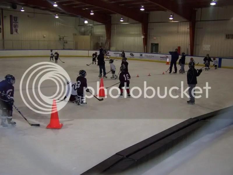 Voila! Instant hockey player!