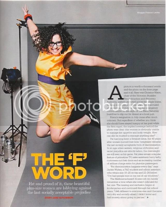Sunday Magazine, page 1