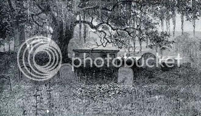Graveyard Etching