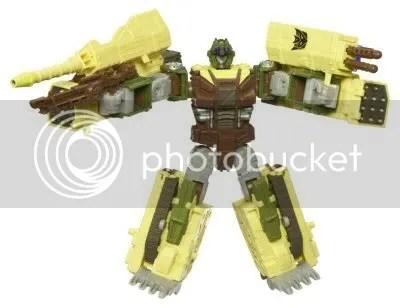 Dropshot robot