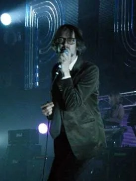 Pulp's Jarvis at Festival Hall
