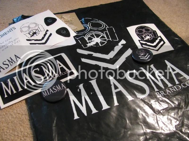 Miasma Packaging