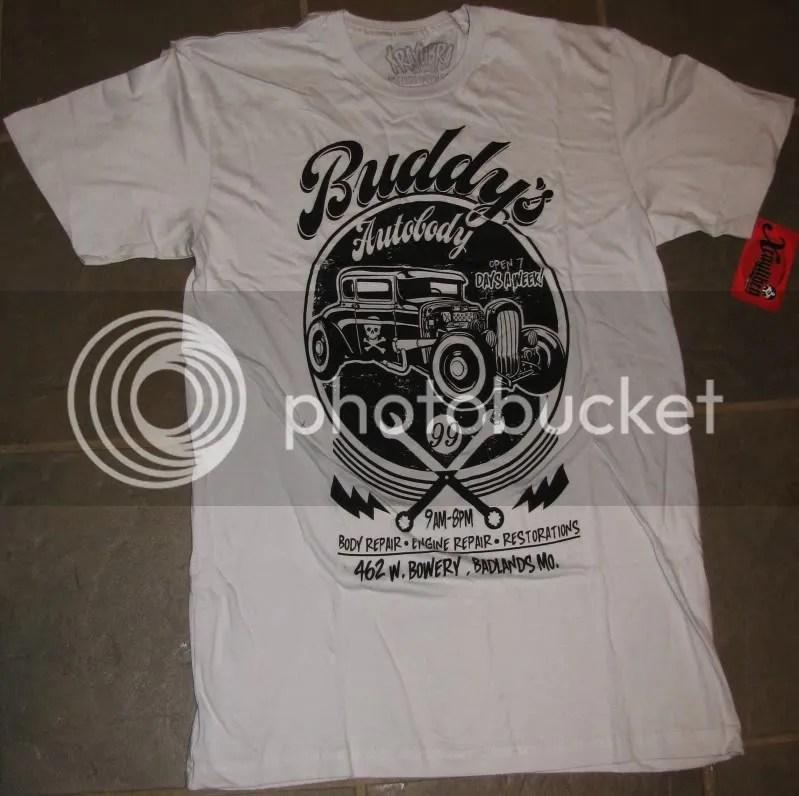 Buddy's Auto Body