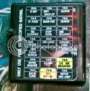 Brake Issues 97 Subaru Legacy : MechanicAdvice