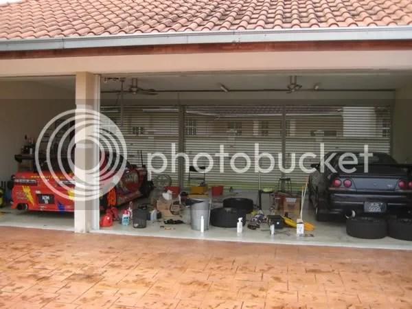 Monster Garage?