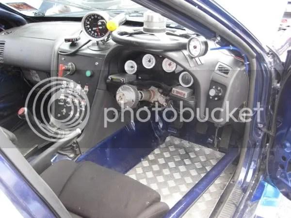 Skyfiros cockpit