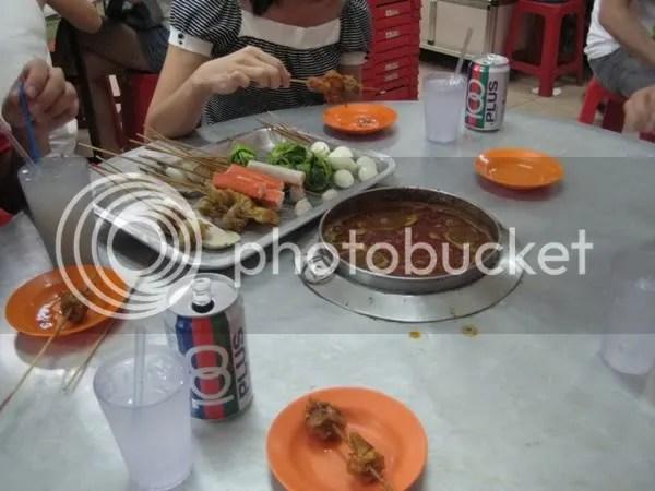 Satay Chulu