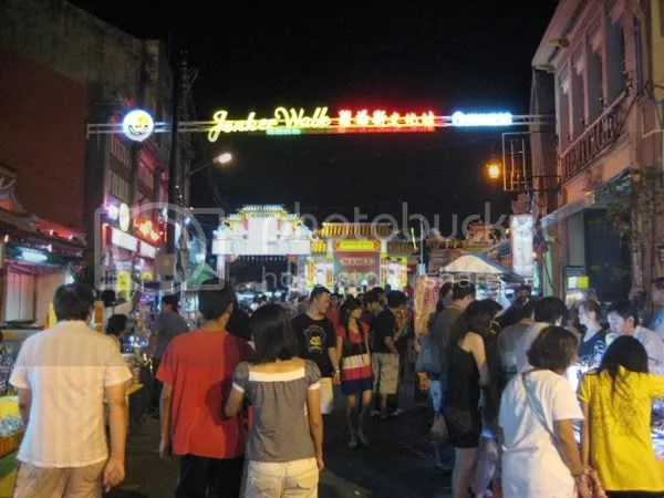 Melaka Jonkers Walk