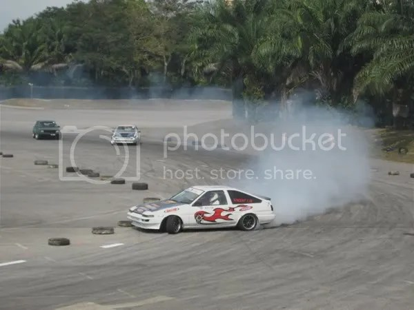 Vincent Lim the Crazy Drifter
