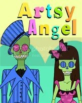 Artsy Angel!
