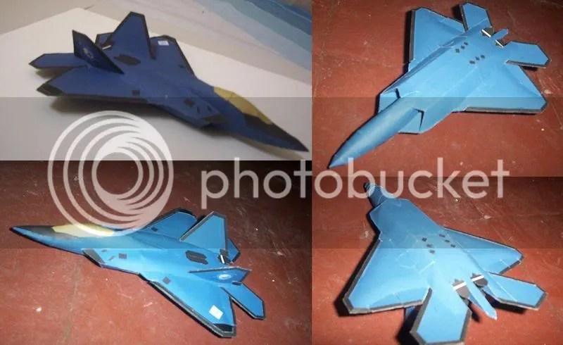 F-22 Indigo Wind