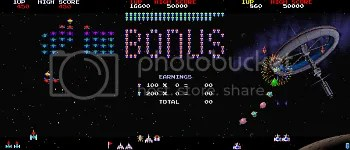 Galaxian - Gaplus - Galaga '88