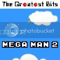 Album Art - TGB 'Mega Man 2'
