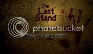 Screenshot: Last Stand