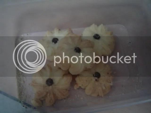 Butter Cookies!