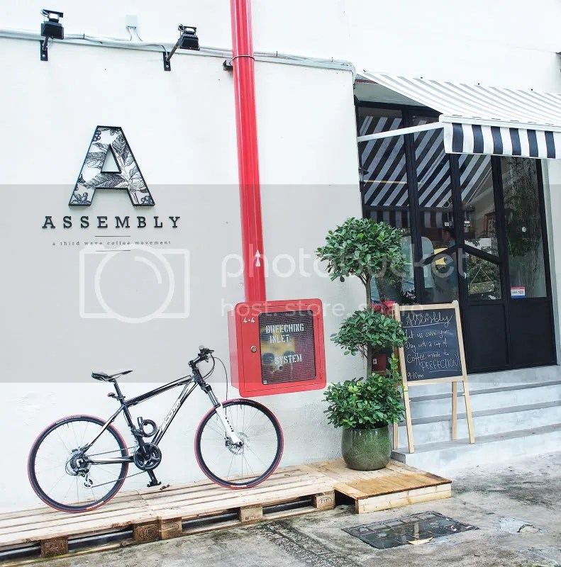 Assembly Coffee Store Front