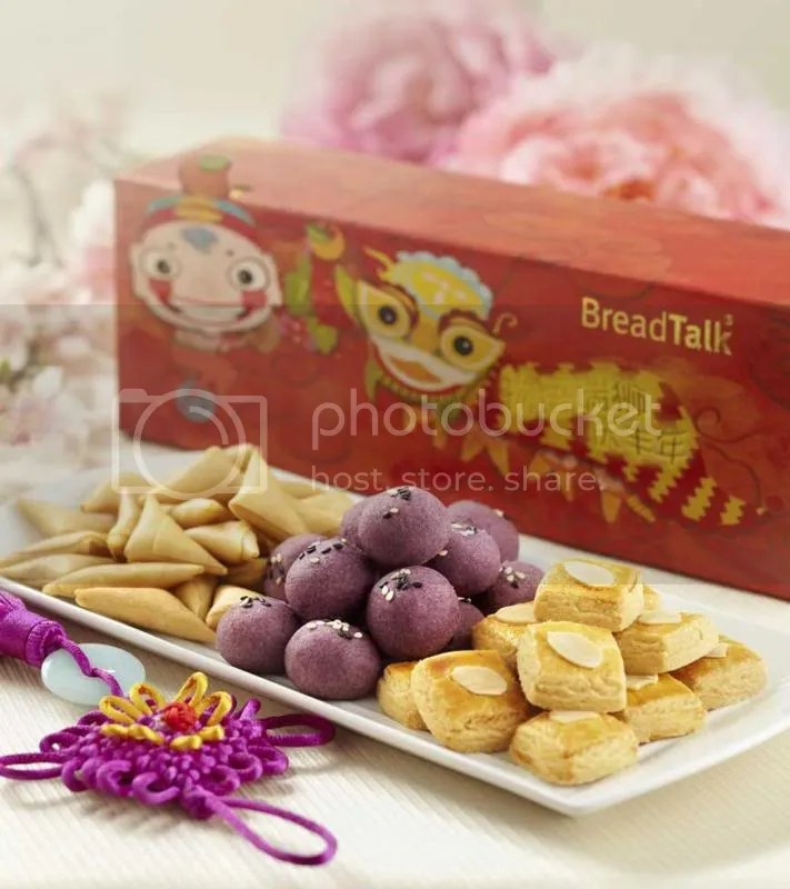 BreadTalk Horseperity Cookie Set