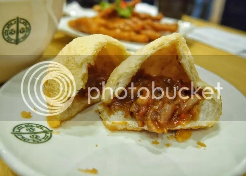 Tim Ho Wan Signature BBQ Pork Buns