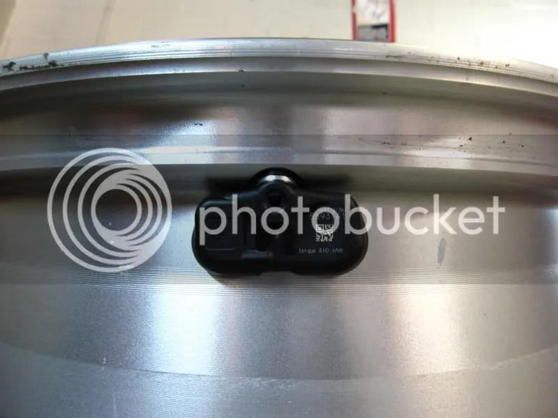2007 4runner Tpms Tires