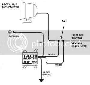 basic electrical wiring: Ignition Wiring Diagram 1977