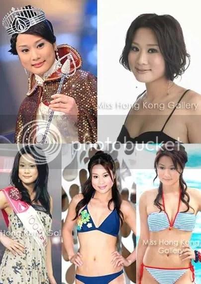 Miss Hong Kong 2007 Review (3/6)