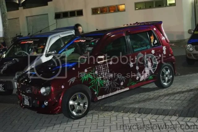 Events; Xtreme International Autoshow: The Parking Lot Rides