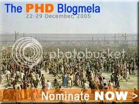 PHD Blogmela