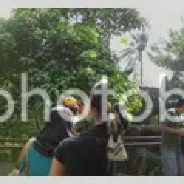 Bali Day 2 : The Monkey
