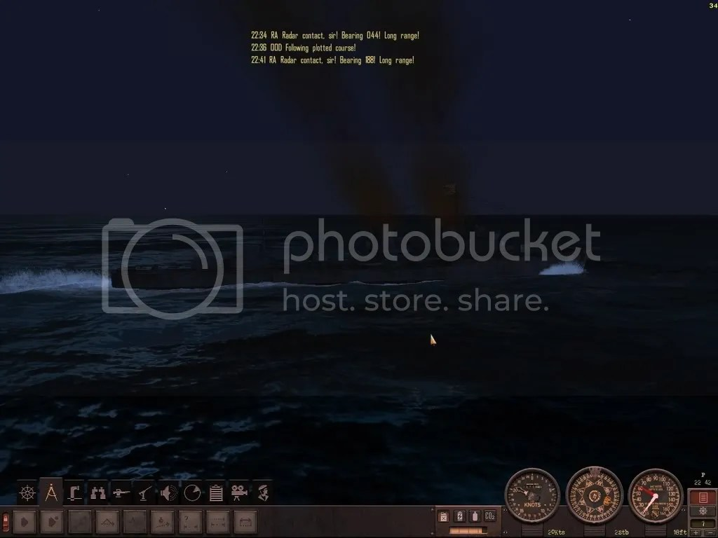 patrol report, uss halibut (ss-232) - simhq forums