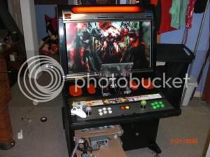 Tekken 6 Cabi Sound low? help  KLOVVAPS Coinop