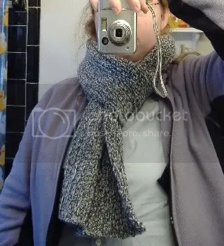 Most Boring Scarf Ever